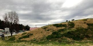 Nikwasi Mound - Franklin NC - BelleHearth.com