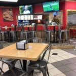 Inside View At Wize Guyz Grill Cherokee